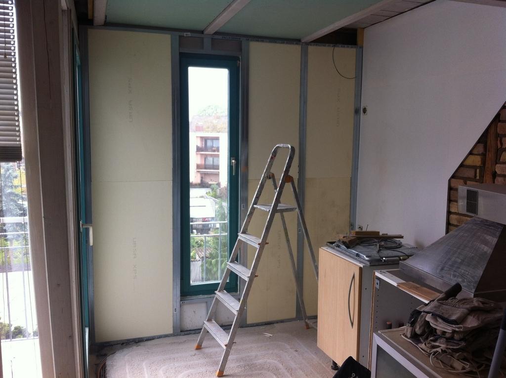 Mikas und Roberts (Wohn)Blog: Türen, Tapezieren und Co.